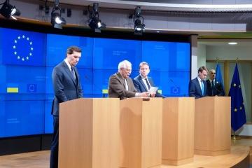 Le Conseil d'association UE-Ukraine salue les résultats de l'intégration de l'Ukraine avec l'Union européenne