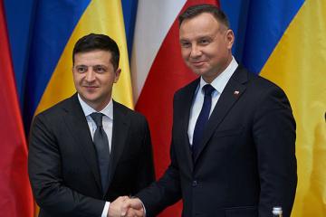 Kanzlei des polnischen Präsidenten: Duda und Selenskyj nehmen in Kyjiw Handlungsstrategie an