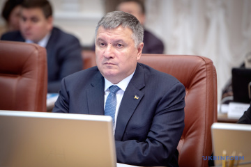 Three fires in Chornobyl zone and Zhytomyr region contained – Avakov