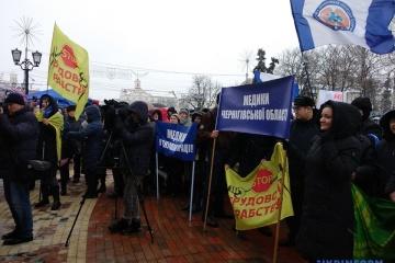 « Vague de colère » : les syndicats protestent contre la réforme du Code du travail