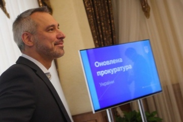 Riaboshapka discusses with U.S. delegation the reform of prosecution agencies