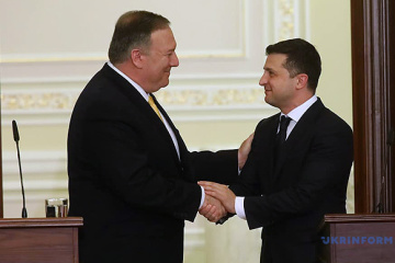 Zelensky: Ukraine has no doubt about strategic partnership with U.S.