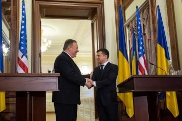 Ostukraine und Krim: Präsident Selenskyj hofft, dass US-Außenministerium Ukraine-Beauftragten ernennt