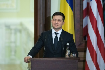 Präsident Selenskyj: Ukraine will neue Formen der Partnerschaft mit USA in Sicherheitsbereich entwickeln