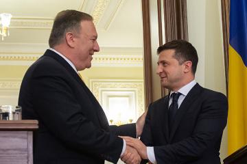 Zelensky : L'Ukraine est prête à développer de nouvelles formes de partenariat avec les États-Unis dans le domaine de la sécurité