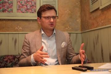 In Beziehungen der Ukraine und Ungarns müssen Reize beseitigt werden – Außenminister