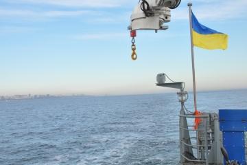 Навчання ООС в Азовському морі: кораблі й катери знищили умовного ворога