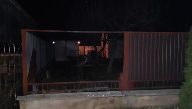 У Мукачеві розшукують невідомого, який новорічної ночі стріляв з гранатомета