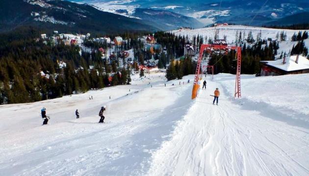 На Закарпатье горнолыжный курорт впервые включили во всеукраинские соревнования
