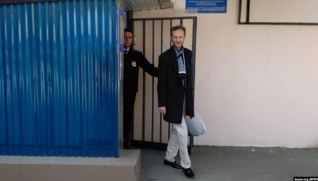 Гайворонский говорит, что во время этапирования на Донбасс его угрожали убить