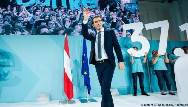 Новое правительство Австрии нацелено на сближение Украины с Европой