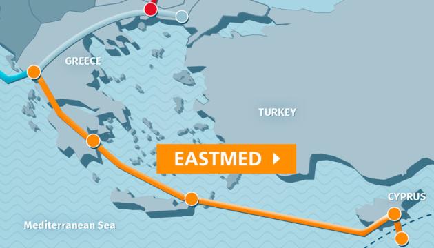 Греция, Израиль и Кипр подписали соглашение о газопроводе EastMed