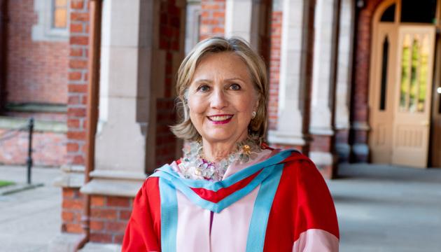 Гілларі Клінтон стала ректором британського університету