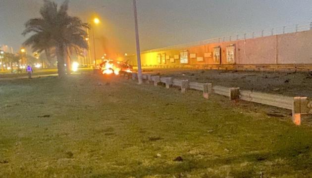 Аэропорт Багдада обстреляли ракетами, погиб иранский генерал - СМИ