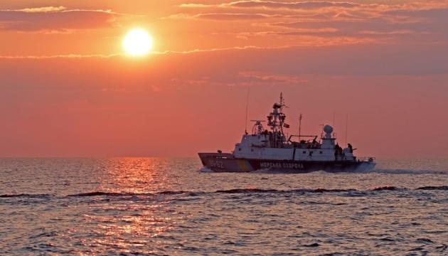 Кораблі і катери морської охорони пройшли плановий ремонт