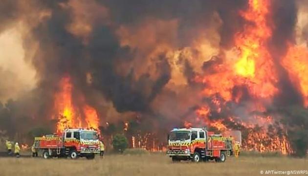 В Австралії евакуювали тисячі людей через загрозу нових пожеж