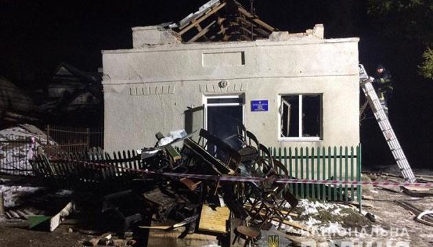 На Тернопільщині розслідують обставини вибуху у клубі, де постраждали підлітки