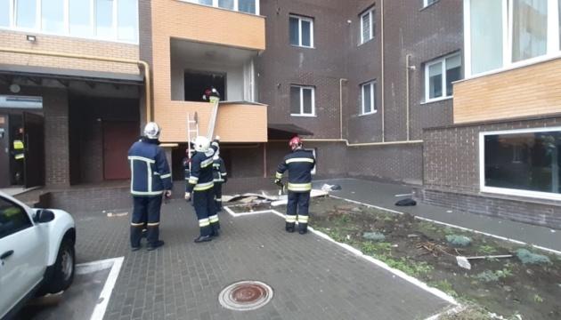 В Ривном взорвался газовый котел, 14 человек эвакуировали