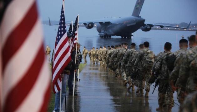 США збільшать кількість військових у Німеччині на тлі ескалації Росії