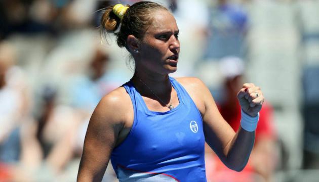 Катерина Бондаренко вийшла до чвертьфіналу турніру WTA у Шеньчжені