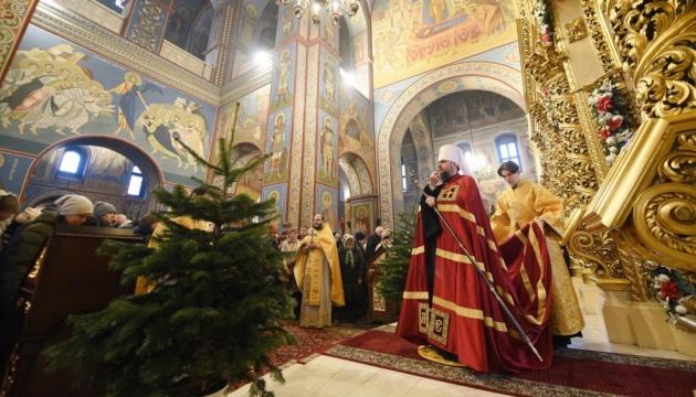 Епіфаній подякував синоду Константинопольської церкви за автокефалію ПЦУ