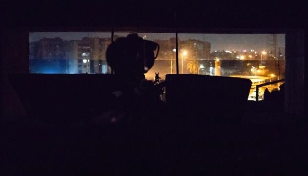 У центрі Багдада вибухнули дві ракети