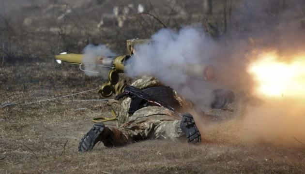 Donbass : un militaire tué et quatre blessés