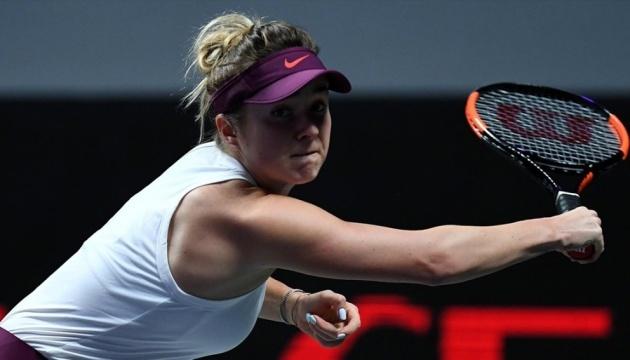 Світоліна і Костюк програли на турнірі WTA у Брісбені