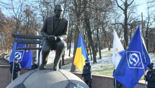 У Києві вшанували пам'ять Валерія Лобановського