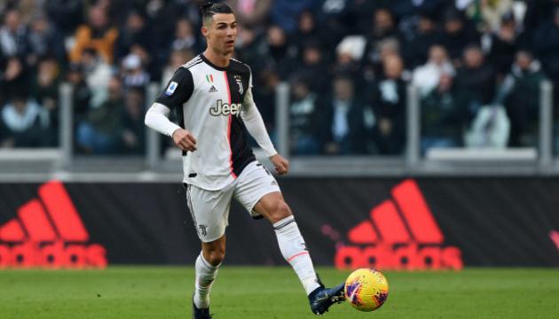Хет-трик Роналду принес «Ювентусу» победу и вывел на первое место в Серии А