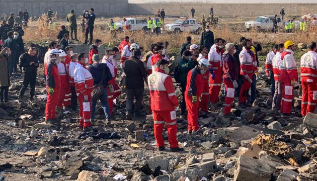 176 Menschen sterben bei Absturz ukrainischer Passagiermaschine im Iran