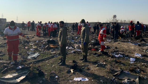 Office of Prosecutor General probes Ukrainian plane crash in Iran