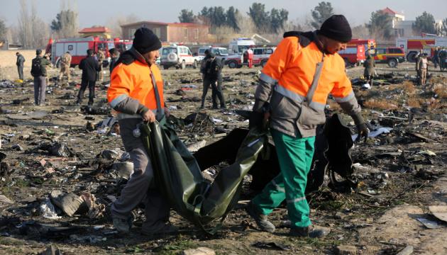 Іран погодився виплатити компенсації родинам загиблих у катастрофі літака МАУ