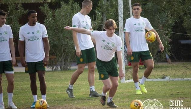Украинский футболист Швед полетел с