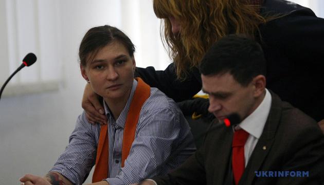 Апеляційний суд залишив Дугарь під нічним арештом
