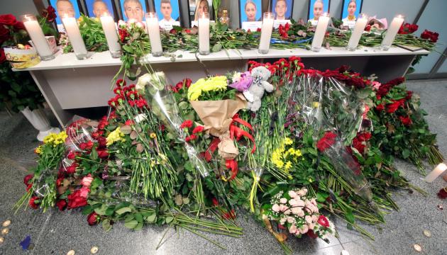 Día de luto en Ucrania por las víctimas del vuelo PS 752 de la UIA