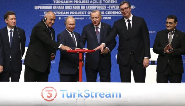 «Турецький потік»: витрати Путіна та вигода Ердогана