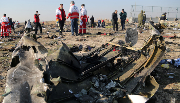 Ukraine had evidence of rocket attack against UIA plane before Iran's statement - NSDC