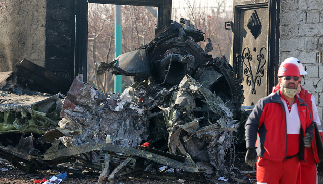 Iran has not yet named suspects in downing of Ukrainian plane - Yenin