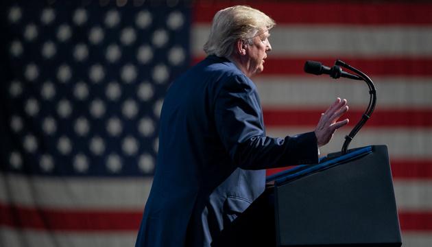 """Трамп: Якби я слухав Болтона, ми б мали """"шосту світову"""""""