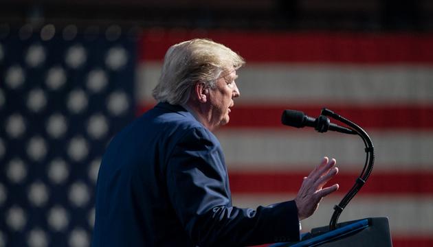 Юристи Трампа назвали імпічмент втручанням у вибори