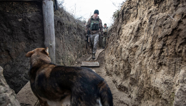Eight ceasefire violations recorded in Donbas