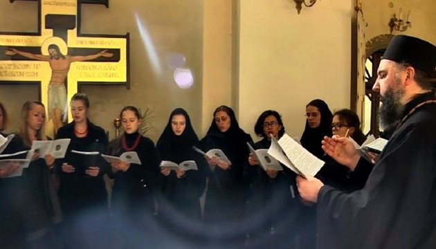 З молебня та дискусії стартував у Львові фестиваль літургійної музики
