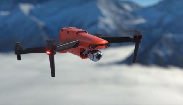 У США показали найпотужніший на планеті гнучкий дрон