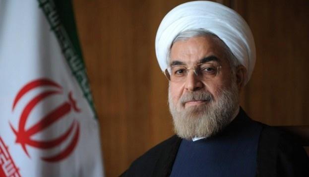 Рухані заявив, що Штати відповідальні за неспокій в Ірані