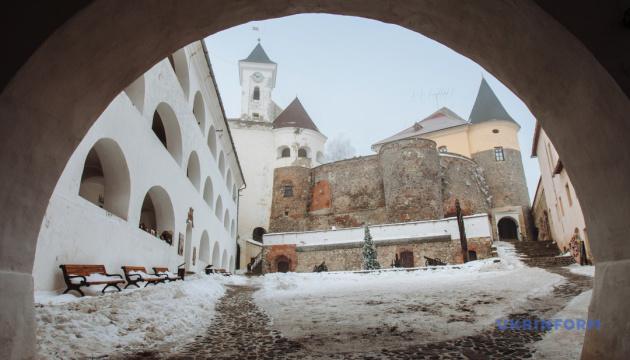 Мукачівський замок торік відвідали понад 245 тисяч туристів