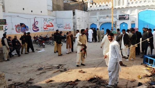 Відповідальність за підрив мечеті у Пакистані взяла на себе ІДІЛ