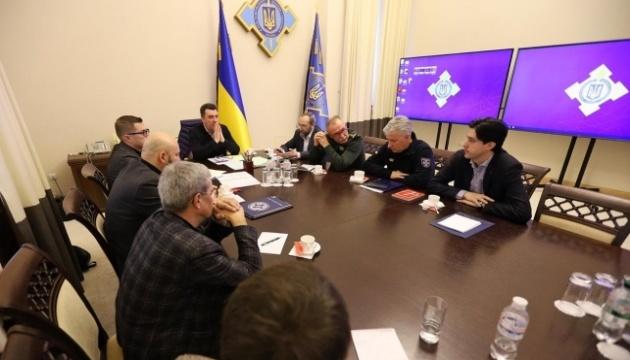 Секретар РНБО провів нараду щодо катастрофи українського літака