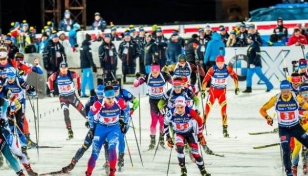 Кубок світу з біатлону: в Рупольдінгу сьогодні - гонки переслідування