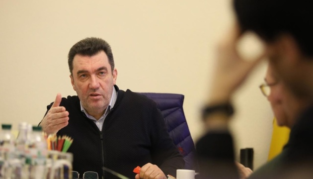 На Банковой созывают брифинг с участием СНБО и силовиков